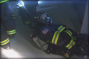Rapid Intervention Crews training