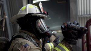 rapid intervention crew training SCBA
