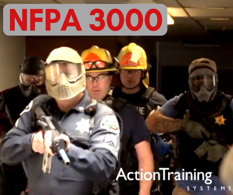 NFPA Standard 3000 for Active Shooter and Hostile Events