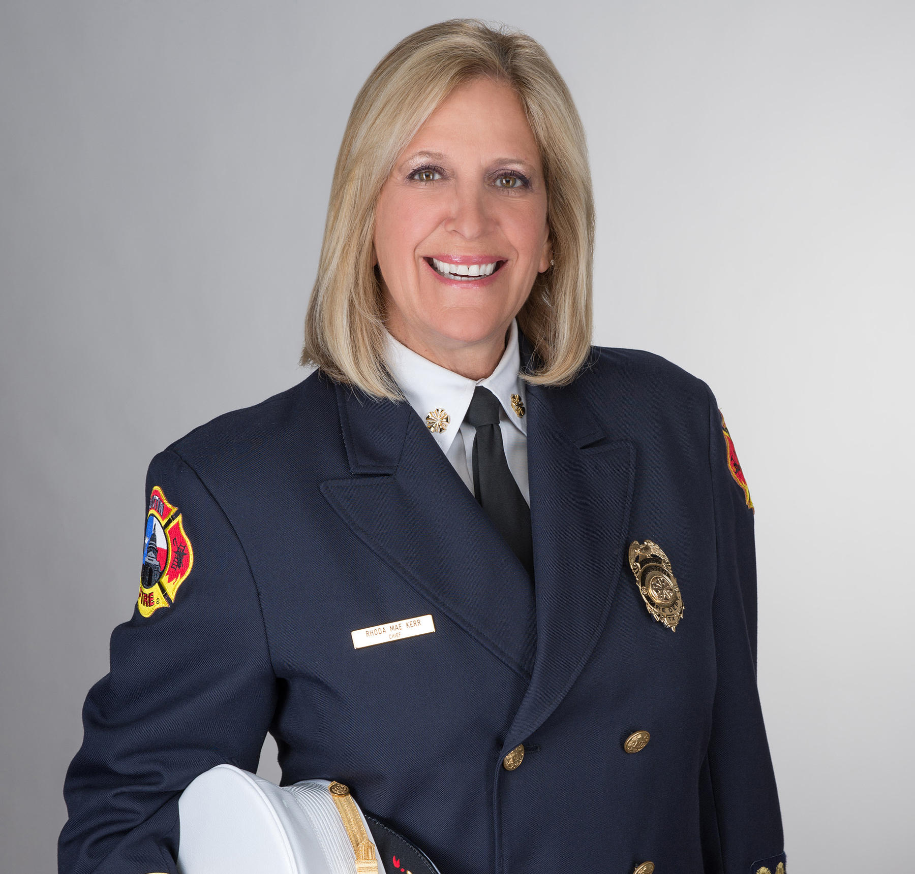 Leadership Profile: Fire Chief Rhoda Mae Kerr