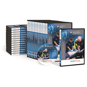 EMR resources for junior firefighting program