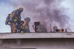 fireground operations result in exposures to toxins