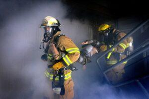 interior firefighting operations